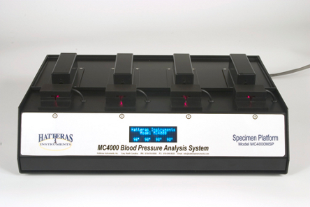 MC4000 for mouse or rat blood presure results